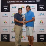 Kapil Dev finishes with the best individual score at 17 th edition of BMR World Corporate Golf Challenge Delhi – NCR Leg